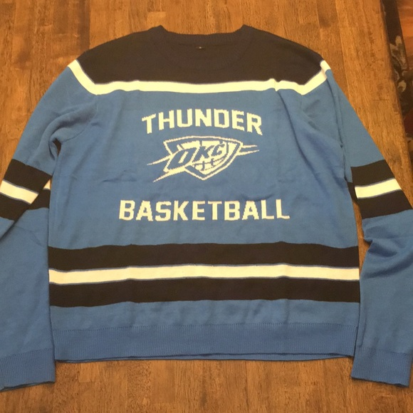 factory price 6acf8 8b4b0 Oklahoma City Thunder Sweater